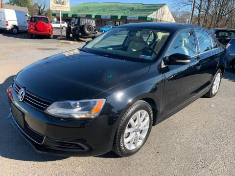 2014 Volkswagen Jetta for sale at Sam's Auto in Akron PA