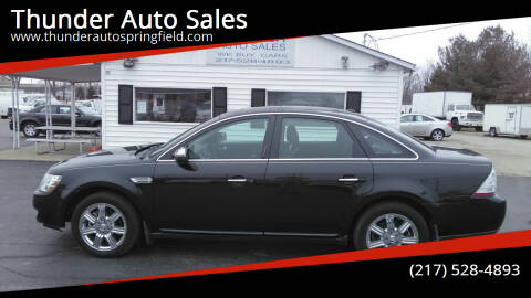 2009 Ford Taurus for sale at Thunder Auto Sales in Springfield IL