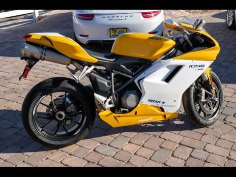 2007 Ducati 1098 for sale at REVEURO in Las Vegas NV