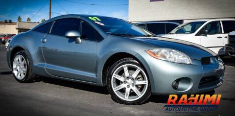 2007 Mitsubishi Eclipse for sale at Rahimi Automotive Group in Yuma AZ