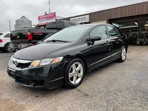 2010 Honda Civic for sale at WINDOM AUTO OUTLET LLC in Windom MN