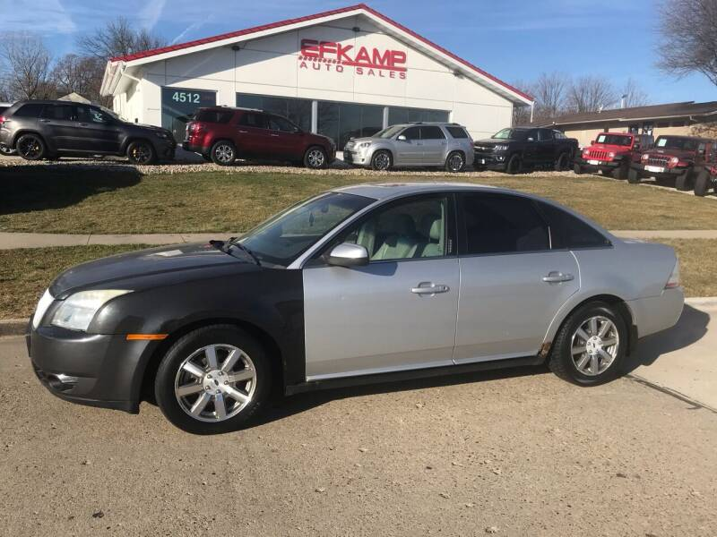 2009 Ford Taurus for sale at Efkamp Auto Sales LLC in Des Moines IA
