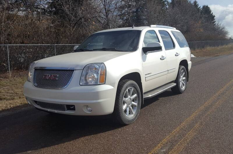 2012 GMC Yukon for sale at Electric City Auto Sales in Great Falls MT