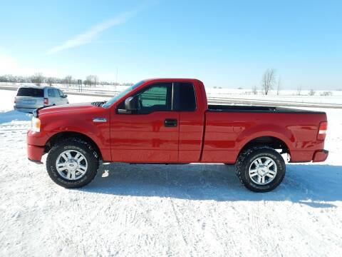 2007 Ford F-150 for sale at All Terrain Sales in Eugene MO