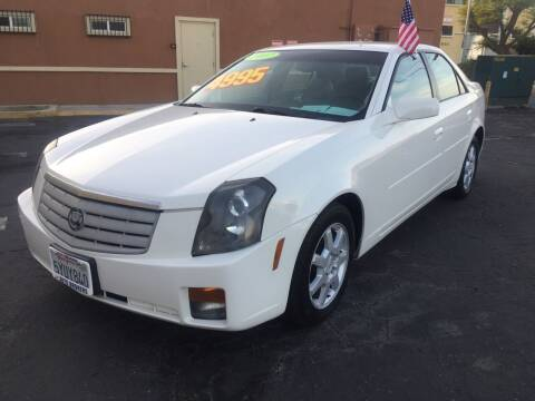2007 Cadillac CTS for sale at Oxnard Auto Brokers in Oxnard CA