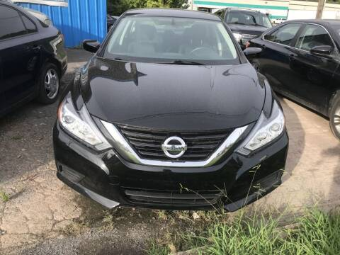 2018 Nissan Altima for sale at USA 1 of Dalton in Dalton GA