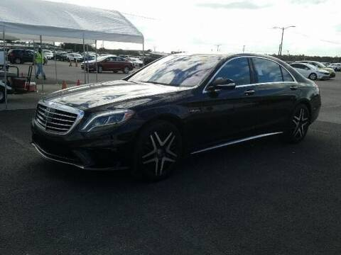 2014 Mercedes-Benz S-Class for sale at Millennium Auto Group in Lodi NJ