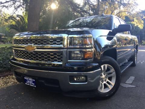2014 Chevrolet Silverado 1500 for sale at Valley Coach Co Sales & Lsng in Van Nuys CA