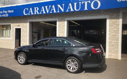 2013 Ford Taurus for sale at Caravan Auto in Cranston RI