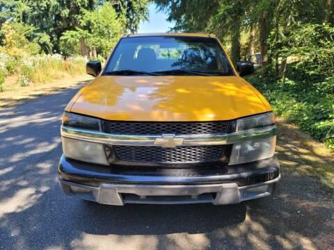 2010 Chevrolet Colorado for sale at Road Star Auto Sales in Puyallup WA