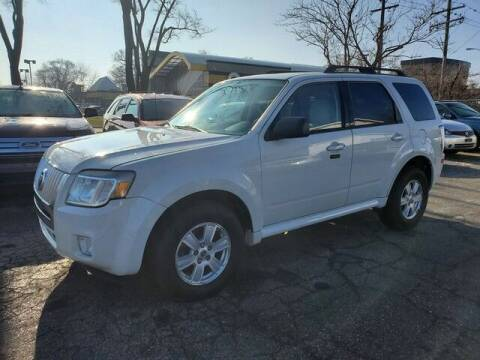 2010 Mercury Mariner for sale at Paramount Motors in Taylor MI