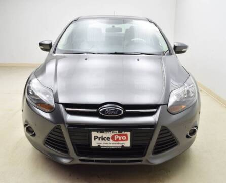 2013 Ford Focus for sale at Cj king of car loans/JJ's Best Auto Sales in Troy MI