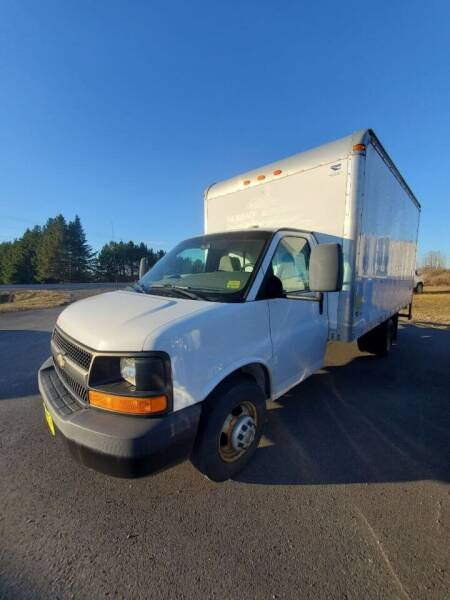 2008 Chevrolet Express Cutaway for sale at Jeff's Sales & Service in Presque Isle ME