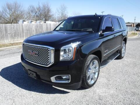 2017 GMC Yukon for sale at AutoMax of Memphis - Logan Karr in Memphis TN