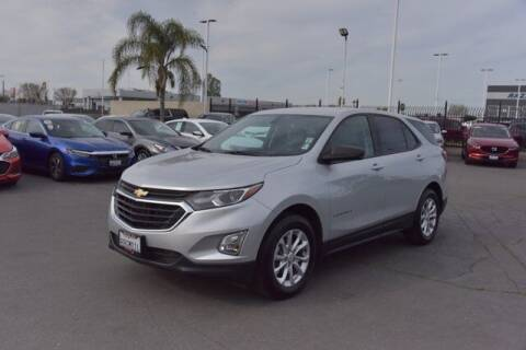 2018 Chevrolet Equinox for sale at Choice Motors in Merced CA