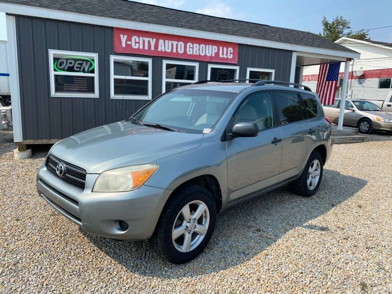 2008 Toyota RAV4 for sale at Y City Auto Group in Zanesville OH