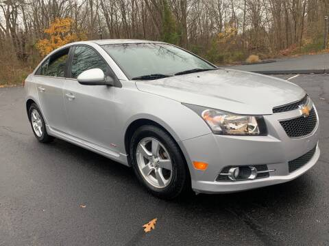 2014 Chevrolet Cruze for sale at Volpe Preowned in North Branford CT