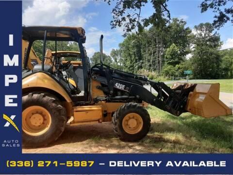 2006 Caterpillar 420E IT