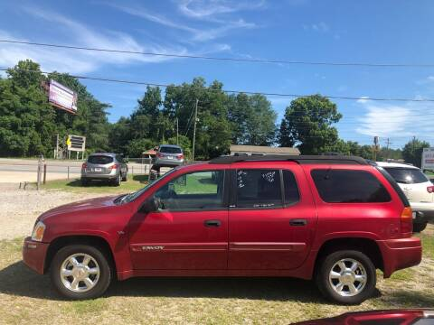 2003 GMC Envoy XL for sale at Joye & Company INC, in Augusta GA