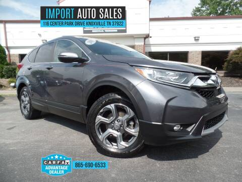 2018 Honda CR-V for sale at IMPORT AUTO SALES in Knoxville TN