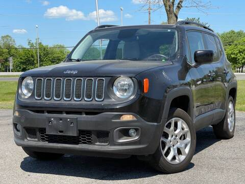 2015 Jeep Renegade for sale at MAGIC AUTO SALES in Little Ferry NJ