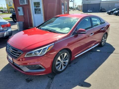 2015 Hyundai Sonata for sale at Curtis Auto Sales LLC in Orem UT