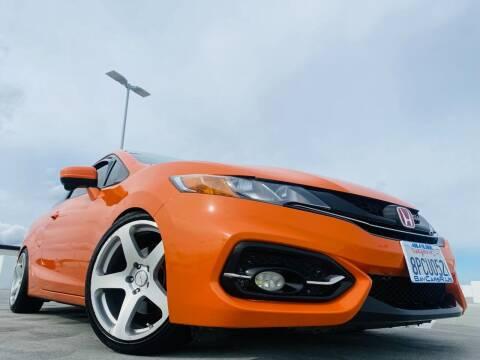 2014 Honda Civic for sale at Bay Cars R Us in San Jose CA
