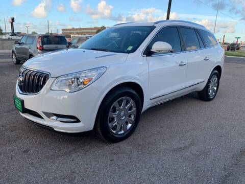2017 Buick Enclave for sale at Primetime Auto in Corpus Christi TX