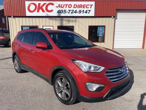 2013 Hyundai Santa Fe for sale at OKC Auto Direct in Oklahoma City OK