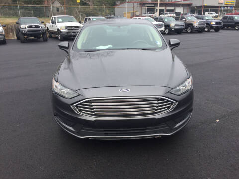 2018 Ford Fusion for sale at Beckham's Used Cars in Milledgeville GA