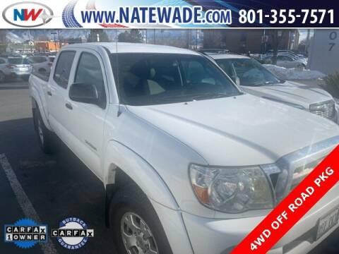 2008 Toyota Tacoma for sale at NATE WADE SUBARU in Salt Lake City UT