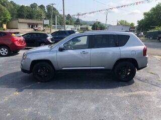 2014 Jeep Compass for sale at Howard Johnson's  Auto Mart, Inc. in Hot Springs AR