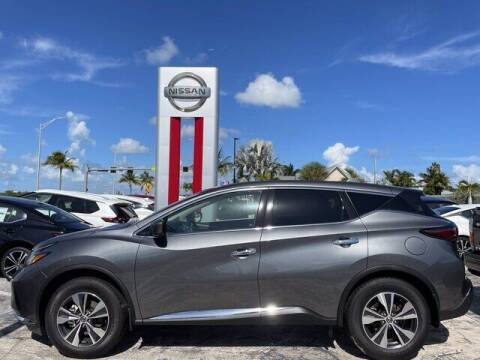 2021 Nissan Murano for sale at Niles Sales and Service in Key West FL