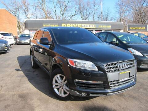 2007 Audi Q7 for sale at DRIVE TREND in Cleveland OH