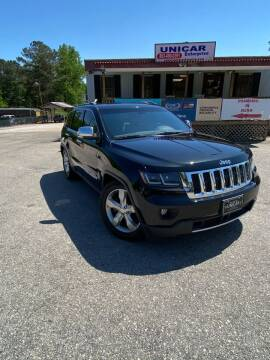 2011 Jeep Grand Cherokee for sale at Unicar Enterprise in Lexington SC