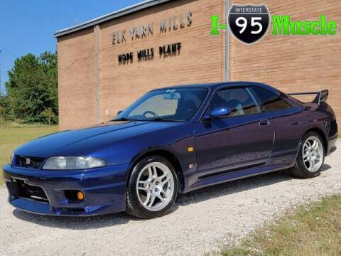 1995 Nissan Skyline for sale at I-95 Muscle in Hope Mills NC