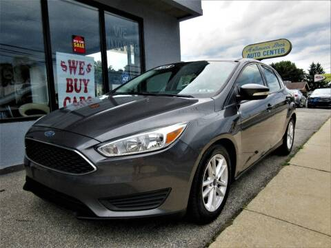 2015 Ford Focus for sale at New Concept Auto Exchange in Glenolden PA