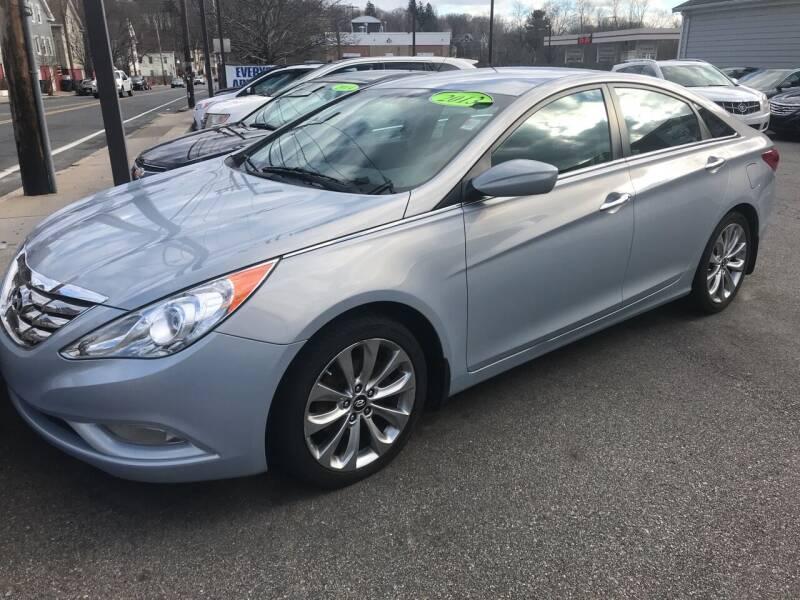 2013 Hyundai Sonata for sale at Capital Auto Sales in Providence RI