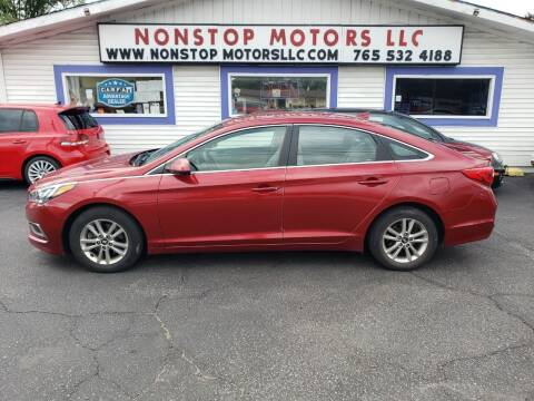 2016 Hyundai Sonata for sale at Nonstop Motors in Indianapolis IN