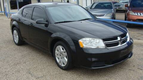 2012 Dodge Avenger for sale at Chuck Spaugh Auto Sales in Lubbock TX