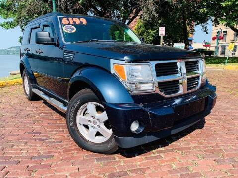 2008 Dodge Nitro for sale at PUTNAM AUTO SALES INC in Marietta OH