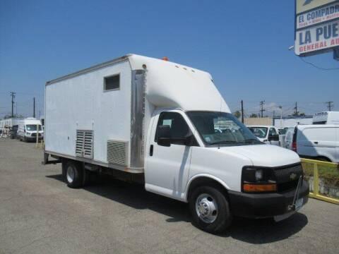 2011 Chevrolet Express Cutaway for sale at Atlantis Auto Sales in La Puente CA