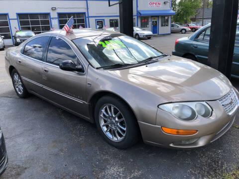 2001 Chrysler 300M for sale at Klein on Vine in Cincinnati OH
