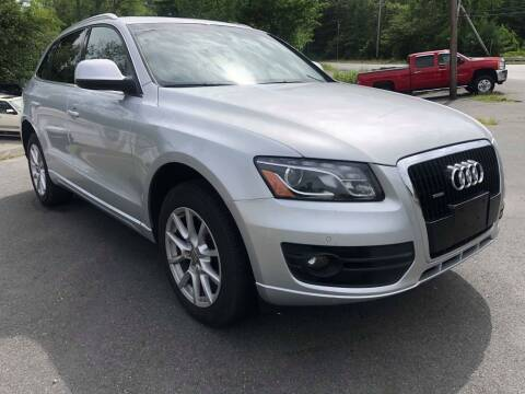 2010 Audi Q5 for sale at Dracut's Car Connection in Methuen MA