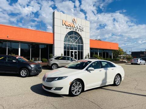 2013 Lincoln MKZ for sale at New Way Motors in Ferndale MI