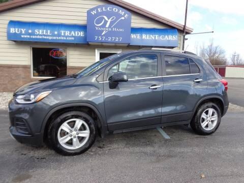 2017 Chevrolet Trax for sale at VanderHaag Car Sales LLC in Scottville MI