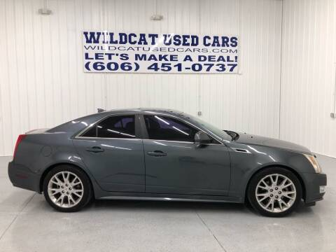 2011 Cadillac CTS for sale at Wildcat Used Cars in Somerset KY