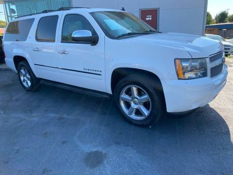 2011 Chevrolet Suburban for sale at All American Autos in Kingsport TN