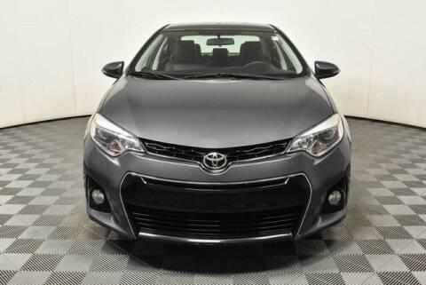 2015 Toyota Corolla for sale at Southern Auto Solutions-Jim Ellis Hyundai in Marietta GA