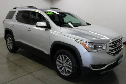 2017 GMC Acadia for sale at Bob Clapper Automotive, Inc in Janesville WI